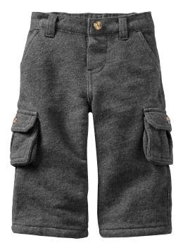 knit cargo pants